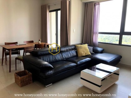 Căn hộ 2 phòng ngủ đẹp tại Masteri Thảo Điền cho thuê