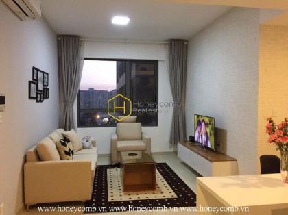 Thiết kế đẹp căn hộ 1 phòng ngủ tại Masteri Thảo Điền