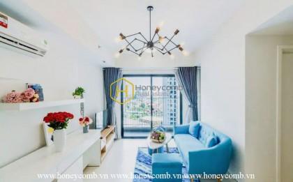 Beautiful decoration 2 bedroom aparmtent in Masteri Thao Dien