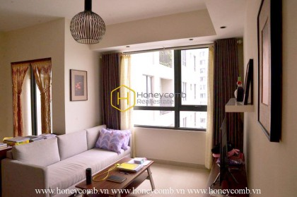 Wonderful 2 beds apartment with open kitchen in Masteri Thao Dien