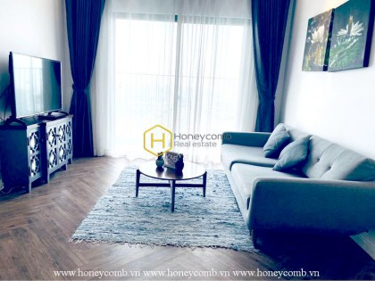 Innovative design and smart interior only available in the Masteri Thao Dien apartment
