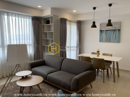 Burn the heat with the hot of the apartment in Masteri Thao Dien
