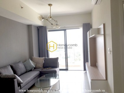 Great! Two bedrooms apartment in Masteri Thao Dien for rent with river view