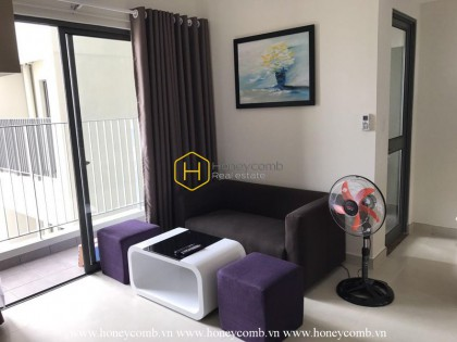 2 bedroom apartment for rent with full furniture in Masteri Thao Dien