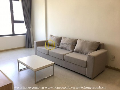 A deep tone and luxury interiors apartment in New City for rent