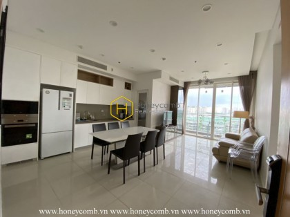 Overwhelmed with luxury in lthis sophisticated apartment in Sala Sarimi