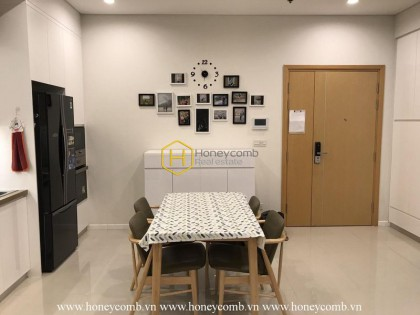 The 2 bed-apartment with ultra modern design from Sala Sarimi