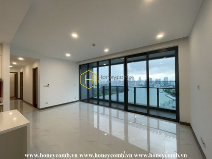Unfurnished Sunwah Pearl apartment will stimulate your mind