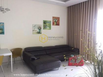 Căn hộ 3 phòng ngủ rộng rãi tại Tropic Garden cho thuê