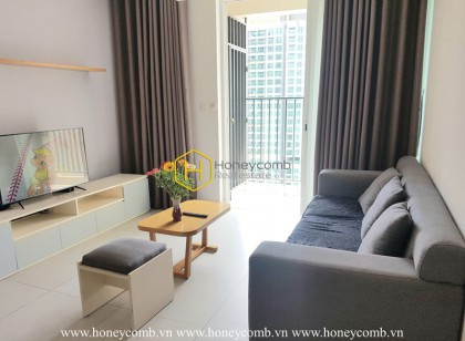 Retro - chic style apartment with full of natural light in Vista Verde