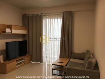 The convenient and elegant 1 bedroom-apartment from Vista Verde
