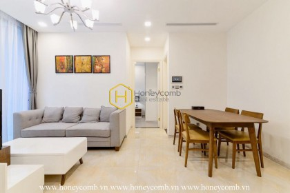 Alluring apartment in Vinhomes Golden River will satisfy every tenants