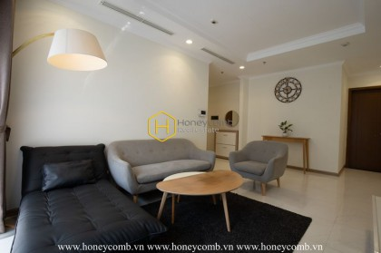 Your ideal place to hide from the hustle & bustle Saigon is right in Vinhomes Central Park