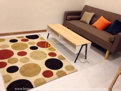 Vinhomes Central Park apartment: simple but perfect