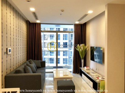An ideal Vinhomes Central Park apartment to accomany with you on your whole life journey
