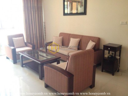 The classical 3 bedroom-apartment for lease at The Vista