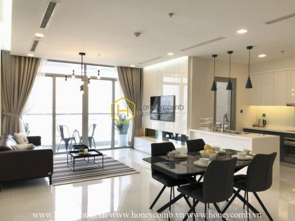 4-bedroom apartment worth dreaming in Vinhomes Central Park