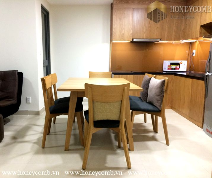 One Bedroom Apartment With Cheap Price In Masteri For Rent