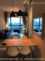 Two bedroom apartment with river view in The Ascent for rent