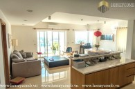 Western with nice designs two bedroom apartment in River Garden
