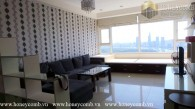 Three bedroom apartment with modern style and river view in Sai Gon Pearl for rent