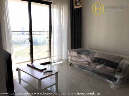 The Estella Heights 2 beds apartment with full furnished