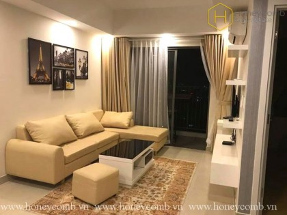 Luxury design 2 beds apartment in Masteri Thao Dien, District 2