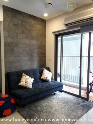 2 beds apartment with beautiful furnished in Masteri Thao Dien