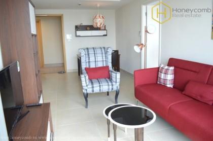 Luxury design 2 beds apartment in Masteri Thao Dien for rent