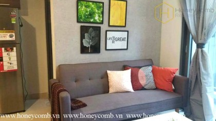2 beds apartment with nice furnished in Masteri Thao Dien