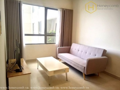 1 bedroom apartment with nice view in Masteri Thao Dien