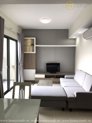 Wonderful 2 beds apartment with river view in Masteri Thao Dien