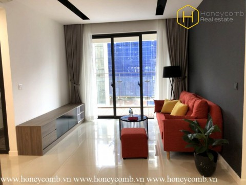 Luxury design 2 beds apartment in The Estella Heights for rent