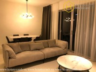 Cozy and cheerful 3 bedrooms apartment in The Estella Heights
