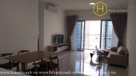 The cozy and modern 2 bedrooms apartment in The Estella Heights