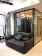 Nice design 2 beds apartment in Masteri Thao Dien for rent
