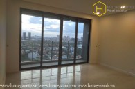 Unfurnished 2 bedrooms apartment with river view in The Nassim Thao Dien