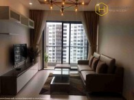 Special style with 2 bedrooms apartment in New City Thu Thiem