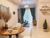 Proper Design with 1 bedrooms apartment in Gateway Thao Dien