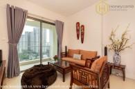 Cho thuê căn hộ Gateway Thảo Điền 2 phòng ngủ hướng phố