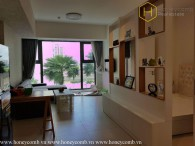 Studio apartment proper design and convenient decoration in Gateway