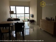 Modern decorated with 2 bedrooms apartment in The Ascent Thao Dien