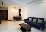 Adorable fully featured 2 bedrooms in Vinhomes Central Park for rent