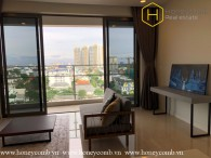 Elegant and fully functional 2bedroom apartment in The Nassim Thao Dien