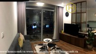 Perfect interior with a 3-bedrooms apartment in Vinhomes Central Park