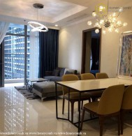Special style with 3 bedrooms apartment in Vinhomes Central Park