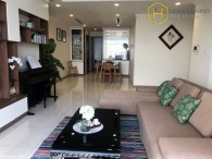 Surprise with cheap 4-bedroom apartment in Vinhomes central Park