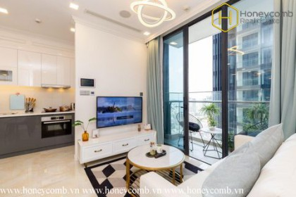 This is the best apartment which will make you impressive in Vinhomes Golden River