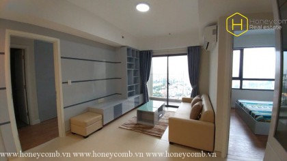 Decor for 2 bedrooms apartment for rent in Masteri Thao Dien