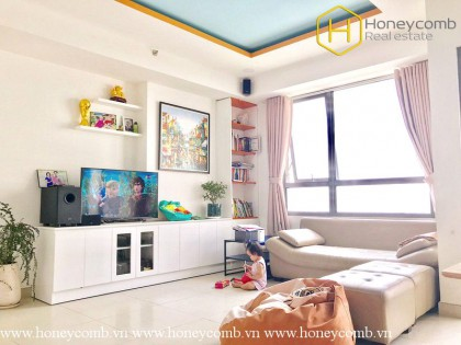 Pretty! 2 bedrooms apartment with nice view in Masteri Thao Dien